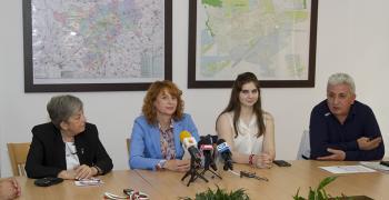 Мария Делчева с надежда за медал от младежката Олимпиада