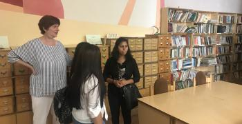 Кандидат-студенти от ромски произход посетиха Тракийски университет