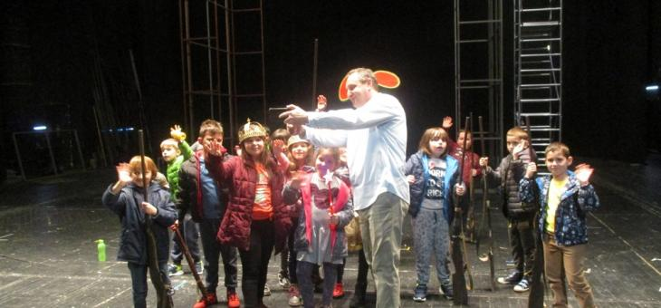 Забавно образователно приключение в Операта