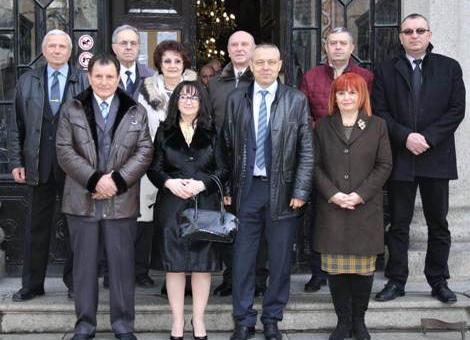 Гергана Микова се срещна с бивши областни управители