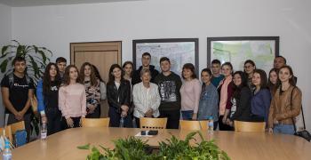 Молдовски ученици гостуват в Стара Загора