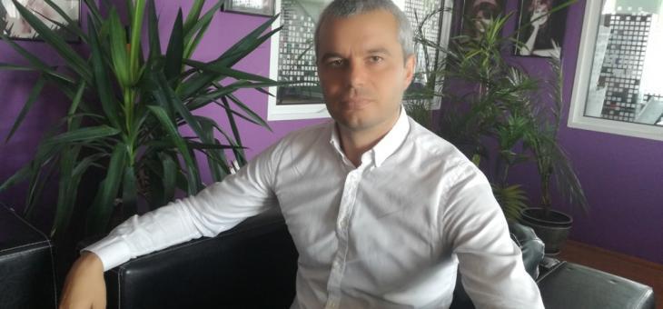 Костадин Костадинов, Възраждане: Целта ни е да управляваме самостоятелно