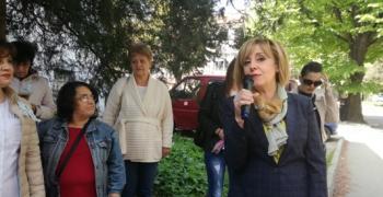 Мая Манолова с най-висок рейтинг сред софиянци