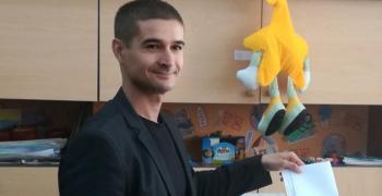 Николай Диков, кандидат за евродепутат: Гласувах с оптимизъм