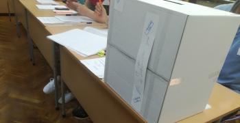 Близо 7% избирателна активност в Старозагорско