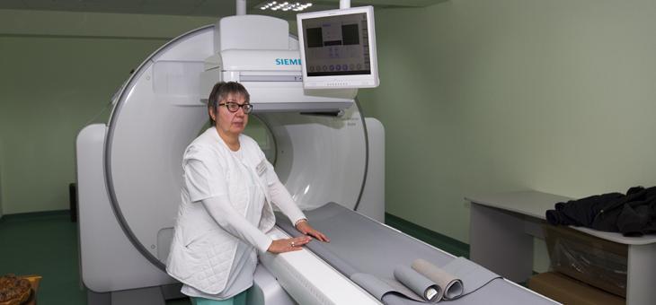 Уникална апаратура в Комплексния онкологичен център в Стара Загора