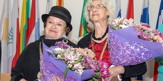 Стара Загора награди своите почетни граждани