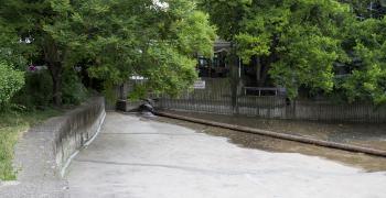 """Приключи ремонтът на езерото в парк """"Йордан Капсамунов"""""""
