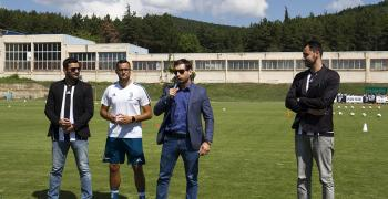 Над 80 млади футболисти участват в Ювентус джуниър камп в Стара Загора