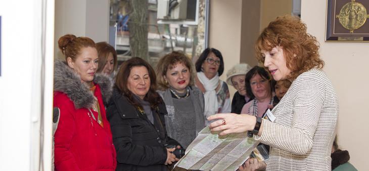Екскурзоводи популяризират Стара Загора като туристическа дестинация