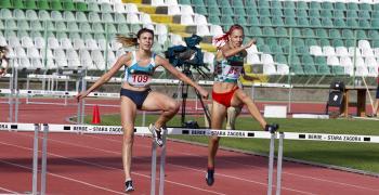 Шест медала за българските атлети на Балканиадата в Стара Загора