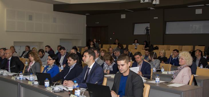 Над 70 решения взеха старозагорските общински съветници
