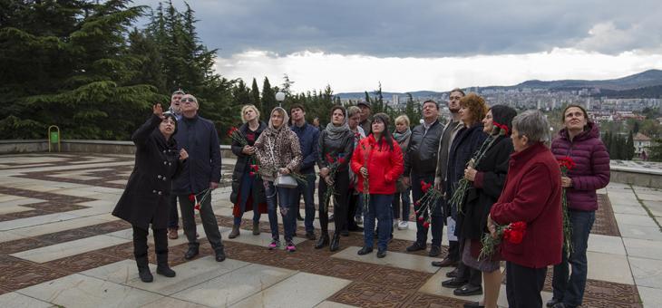 Руска делегация посети Стара Загора