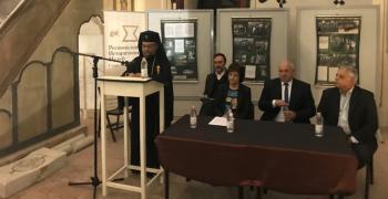 Откриха изложба в чест на Видинския митрополит Неофит