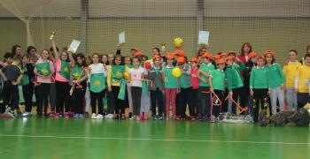 Спортен празник за децата преди Великден