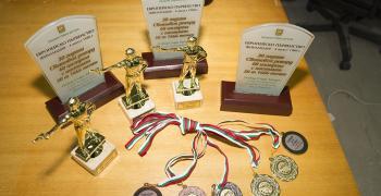 Отборът на Община Стара Загора е пръв на турнир по стрелба