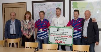 Кметът Живко Тодоров обеща нова зала за бадминтон и други спортове