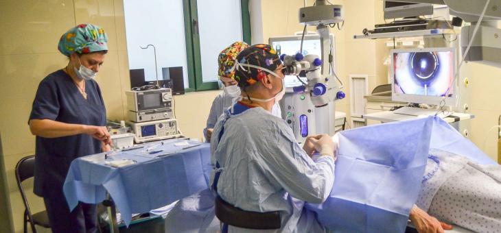 """Безплатни профилактични прегледи за катаракта през февруари в Болница """"Тракия"""""""