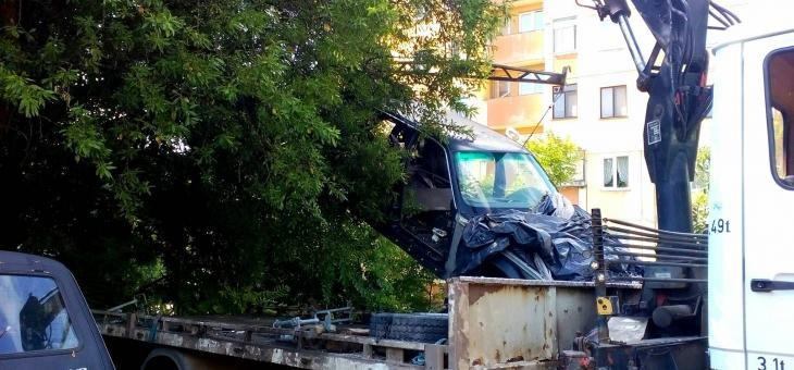 Община Стара Загора вдига неупотребяваните стари автомобили