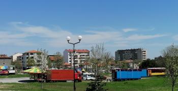 В Стара Загора: Лунапарк ще радва децата