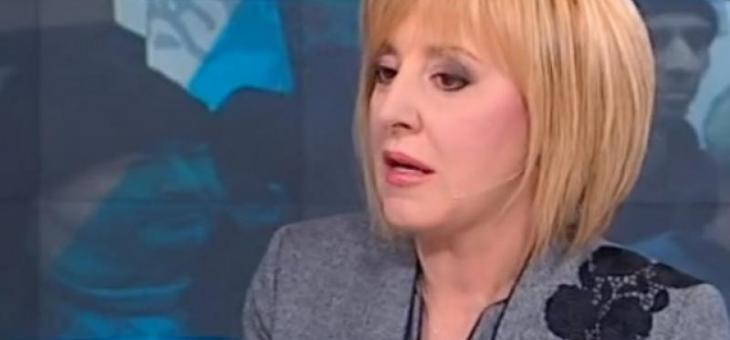 Манолова: Епидемията от безработица е също толкова рискова, кабинетът да обяви мерки