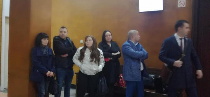 Делото срещу Мария Гиздева продължава през февруари