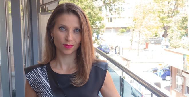 Искра Михайлова от Възраждане влиза в кметската надпревара в Стара Загора