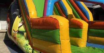 Безплатна пързалка за децата на Стара Загора днес