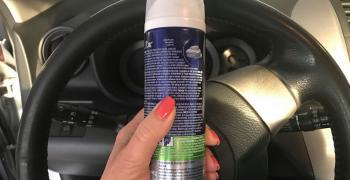 Защо винаги да имате пяна за бръснене в колата?