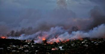 Посолството ни в Атина с кризисен щаб заради пожарите.