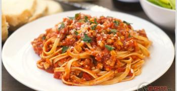Къде не ядат спагети БОЛОНЕЗЕ?