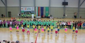 Мащабен спортен празник обединява деца от 15 клуба