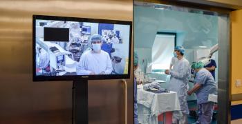 """УНГ специалисти участват в V-тия курс по отохирургия в Болница """"Тракия"""""""