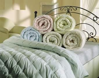 Завивайте се с тежки одеяла