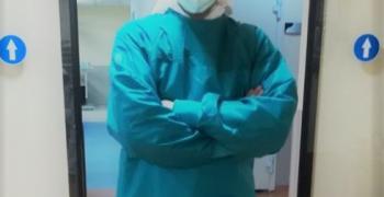 Старозагорецът Георги Заяков на първа линия в борбата с COVID в болница в Турция