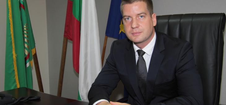 Кметът на Стара Загора Живко Тодоров с поздрав по случай 6 май