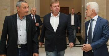 НФСБ: Борисов управлява държавата еднолично, няма да подкрепим рокадите в кабинета