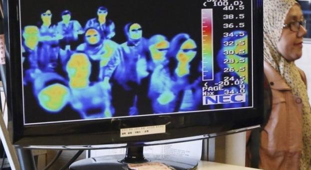 Нашенци лъжат термокамерите на летището с аспирин