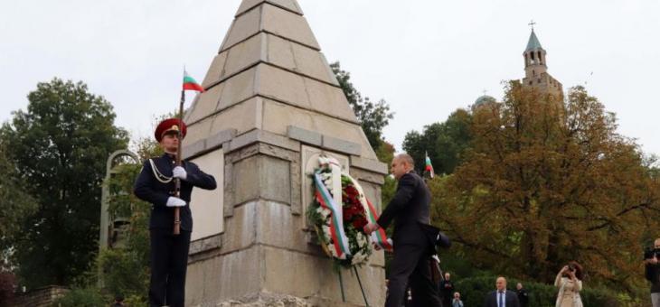 Румен Радев: Вярата на българския народ да кове съдбата си е нужна и днес