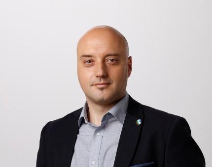 """Доц. д-р Атанас Славов ще е водач на листата на """"Демократична България"""" в Стара Загора"""