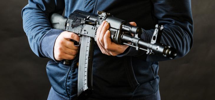 Въоръжени нахлуха с автомати в банка в Атина