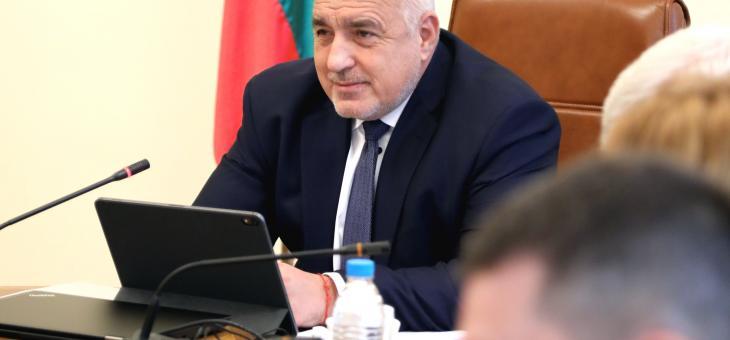 Премиерът Борисов: С над 350 000 ваксинирани и оздравели след COVID-19 на 1 март ресторантите и игралните зали ще отворят