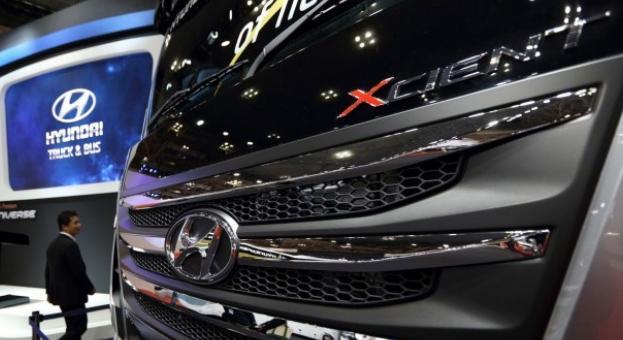 Hyundai изпревари конкуренцията с камион на водород