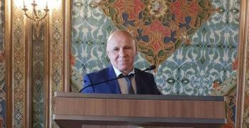"""ОУ """"Кирил Христов"""" с представители на международна онлайн конференция в Турция"""