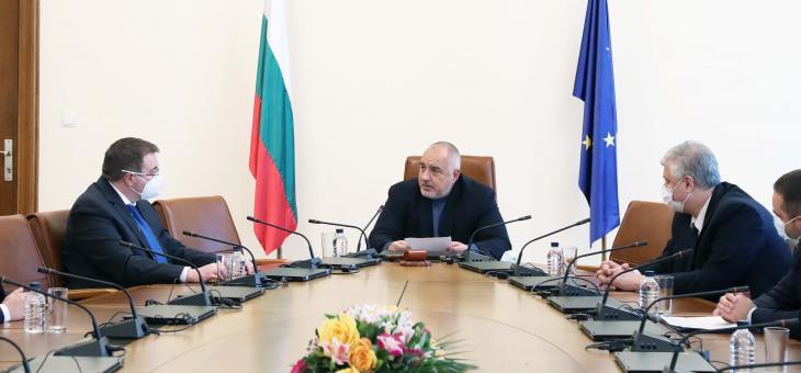 Борисов поиска зелен коридор за всички, които желаят да се ваксинират