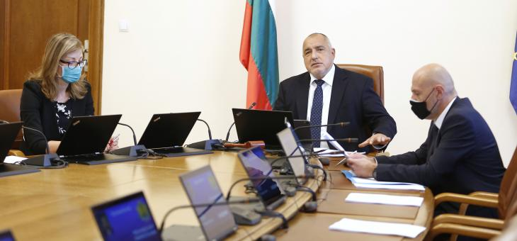 Премиерът Бойко Борисов: Без маски на открито, ако няма струпване на хора