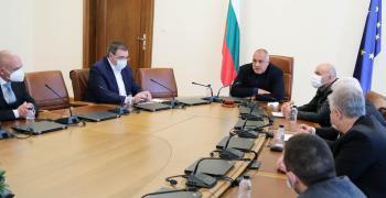 Премиерът Борисов: Държавата е подготвена за тази вълна на коронавируса