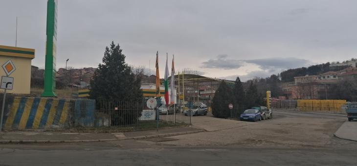 Обир на бензиностанция в Стара Загора