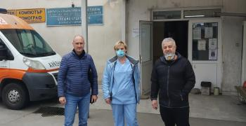 """Берое"" с дарение и за ЦСМП - Стара Загора"