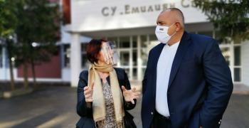 Премиерът Борисов: Опитът на президента Радев да се оправдае с медицинските специалисти е грозен